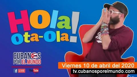 Alex Otaola en Hola! Ota-Ola en vivo por YouTube Live (viernes 10 de...
