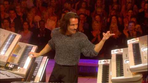"""Yanni - """"Keys to Imagination""""_1080p From the..."""