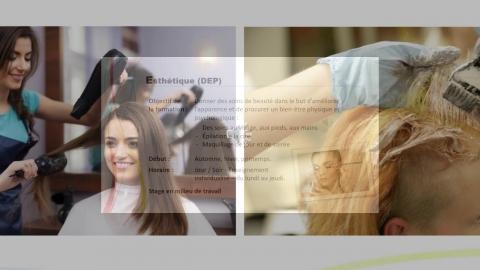 Séance d'information virtuelle Institut Mode Beauté