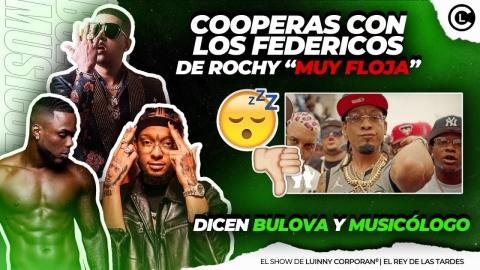 ROCHY RD COOPERAS CON LOS FEDERICOS ¿LLENÓ TU EXPECTATIVA?  BULOVA...