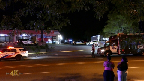 Scarborough: Two people shot to death behind shopping plaza 6-13-2021