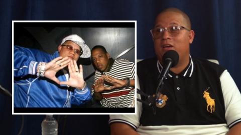 Hector Delgado cuenta cuando Jay Z lo firmó