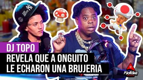 DJ TOPO REVELA QUE A