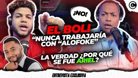 EL BOLI ROMPE EL SILENCIO SOBRE SALIDA DE ARIEL DEL MAÑANERO ¿QUE...