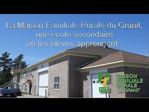 Maison familiale rurale du Granit