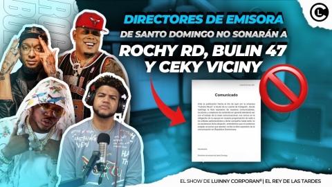 ARTISTAS DE VULCANO MUSIC NO SONARÁN EN EMISORAS DE SANTO DOMINGO...