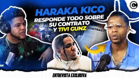 HARACA KICO ROMPE EL SILENCIO SOBRE SITUACION CON TIVI GUNZ Y...