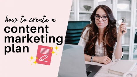 Create Your Content Marketing Strategy. (6 Steps For Beginners)