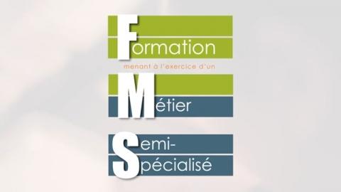 La formation à un métier semi-spécialisé (FMS)