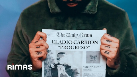 Eladio Carrion - Progreso (Video Oficial) |
