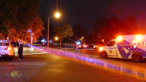 Etobicoke: Two people shot at infamous Mt Olive townhouse complex...