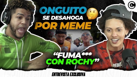 """ONGUITO WA QUILLAO CON LOS HATER POR MEME """"FUM*** CON ROCHY""""..."""