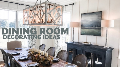 Dining Room Decorating Ideas|Dining Room Design