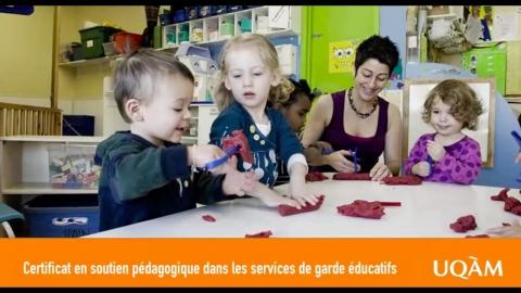 Certificat en soutien pédagogique dans les...
