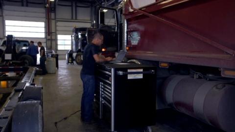 ASP | Mécanique de moteurs diesels et de contrôles électroniques