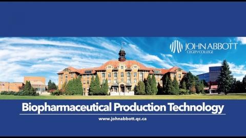 Biopharmaceutical Production Technology Program