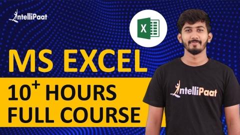 Excel Tutorial | Microsoft Excel Tutorial | Excel...