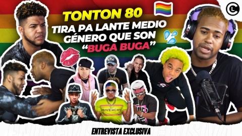 TONTON 80 REVELA SECRETOS MUY ÍNTIMOS CON EL CHERRY SCOOM. TIRA PA...