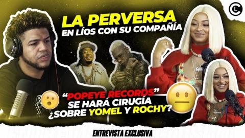 LA PERVERSA EN LÍO Y PROBLEMAS CON SU COMPAÑÍA. REVELA SI HA...