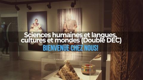 Double DEC   Sciences humaines et langues, cultures et mondes