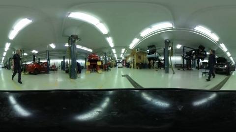 Ateliers de mécanique automobile 360°