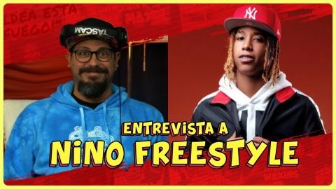Nino Freestyle conectó sin Dembow 🔥🔥🔥