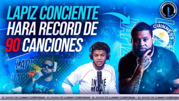 """LAPIZ CONCIENTE MANDA FUEGO Y ARRANCA CON 90 CANCIONES DIARIAS """"MATA LLUVIA PONE HUEVO"""""""