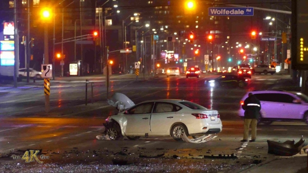 Mississauga: Two men killed in two separate traffic collisions 12-18-2020
