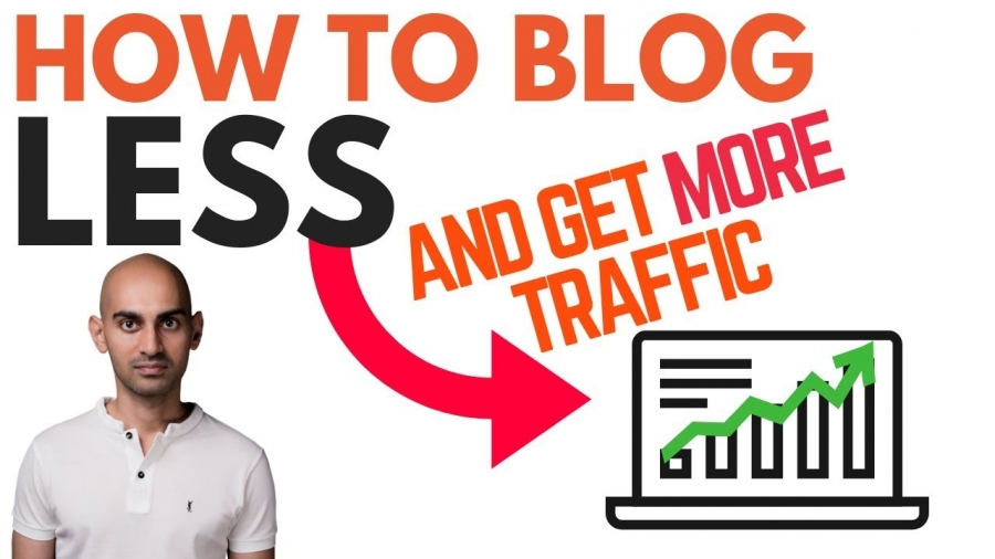 How to Get More Traffic by Blogging Less | 4 Effective Tips